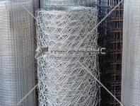 Сетка сварная с полимерным покрытием ПВХ в Белгороде № 1