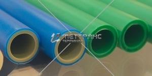 Труба металлопластиковая диаметром 20 мм