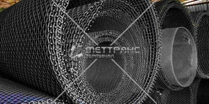 Сетка тканая стальная